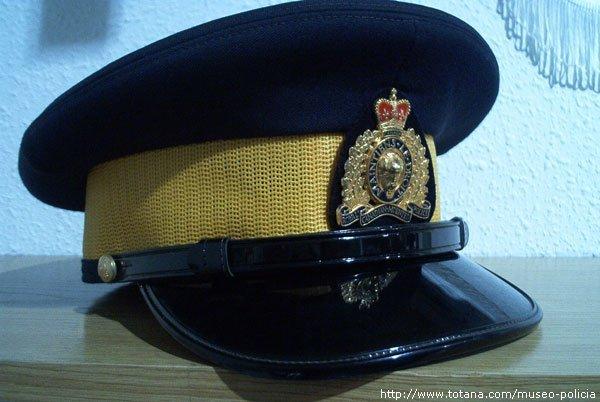 Policia Montada del Canada