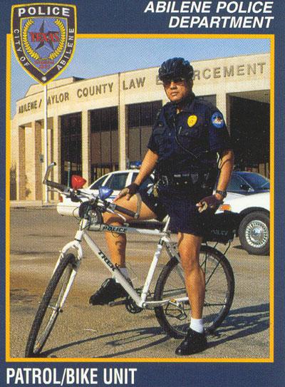 Policía de Abilene (Texas)