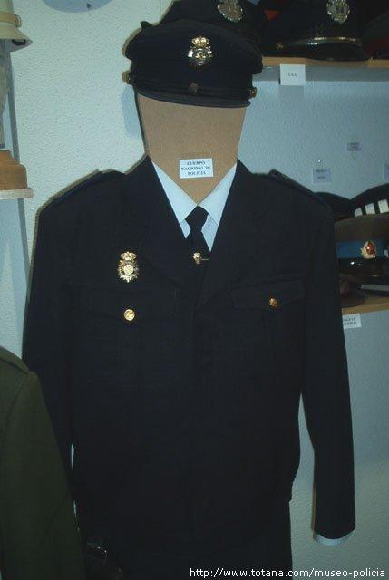 Cuerpo Nacional de Policía (2001)
