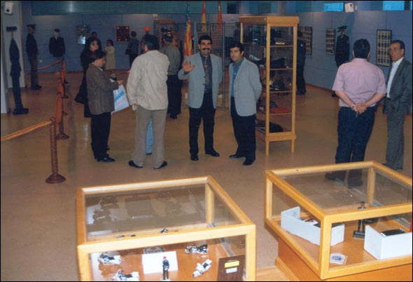 1ª  Exposición de Material Policial 2000 (Elda) Alicante
