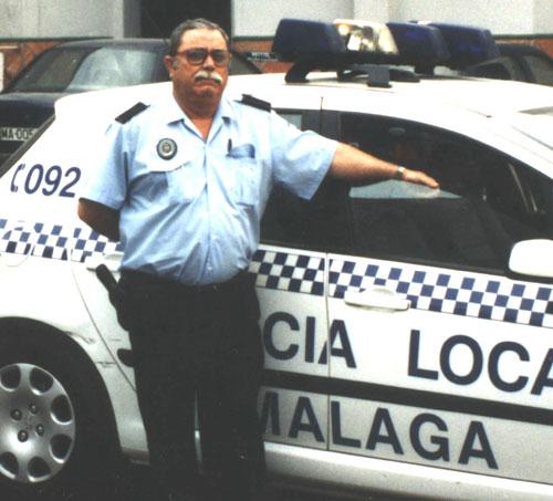 José Luis, Policía Local Málaga