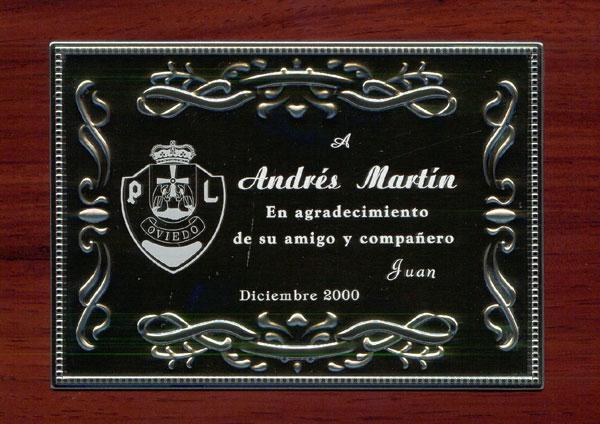 Recuerdo del Compañero Juan (Policía en Oviedo)