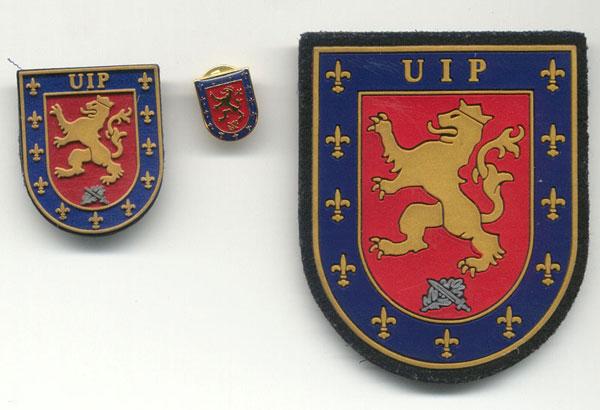 Nuevo emblema de la U.I.P.  - WebUIP
