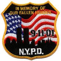9-11-01 N.Y.P.D