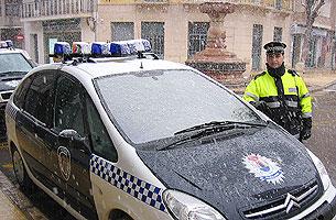 Compañero Garrido, Policía Local de Totana (Murcia)