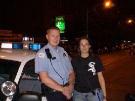 Policia de Chicago (U.S.A.)
