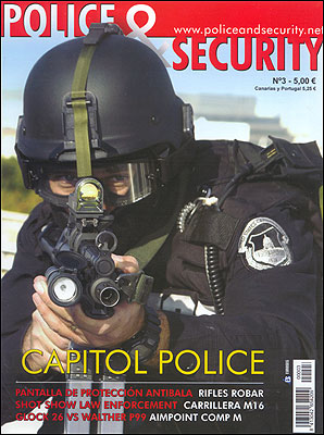 Portada revista Police&Security